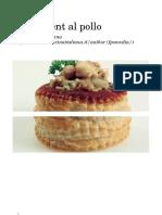 Ricetta Vol-Au-Vent Al Pollo - Le Ricette de La Cucina Italiana