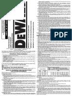 DWP352VS DEWALT