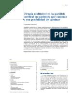 03 - Cirugía multinivel en la parálisis cerebral en pacientes que caminan o con posibilidad de caminar.pdf