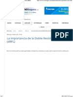 La Importancia de La Doble Resistencia de Fin de Línea (DRFL)