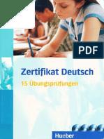 258 Zertifikat Deutsch B1 Practice Tests