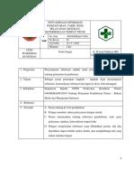 7.1.2.3 SPO Penyampaian Informasi