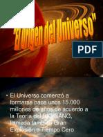 200601081527590.El Origen del Universo 2.ppt