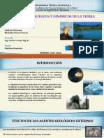 Procesos Geoloficos y Dinamicos de La Tierra