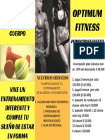 Brochure Evento Parque