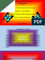 Presentación Modulo 1 Etica Profesional