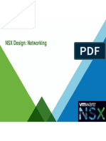 M01 NSX Design Networking