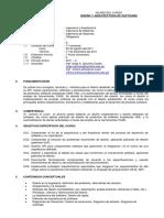 [6]Diseno y Arquitectura de Software SilaboUPN 2011-2