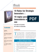 10 reglas de los Innovadores Estratégicos