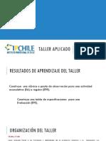 Taller Aplicado 1
