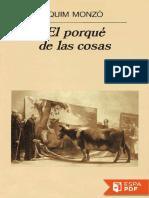 El Porque de Las Cosas - Quim Monzo (7)
