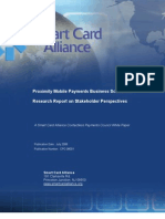 Mobile Payment Business Model Research Report FINAL