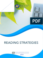 Reading Strategies Pullout