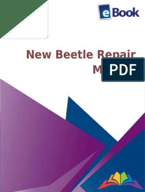 new-beetle-repair-manual pdf   Volkswagen   Manual Transmission