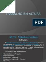 Trabalhoemaltura Nr35treinamento 130817162716 Phpapp01