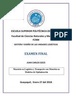 Examen Final Solis