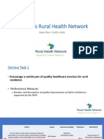 rural health network presentation