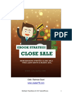 eBook Strategi Close Sales