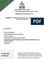 Seminário 26-04-17 Antenas Pbg