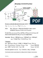 Principle of Air-lift Pump
