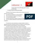 Constitucional, 3