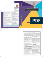 Comprensión Lectora 1 Cuaderno de Trabajo Para Estudiantes de Primer Grado de Secundaria