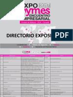 Directorio Expopymes 2017