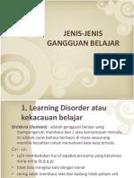 7 Anak Kesulitan Belajar