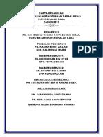 Carta Organisasi Ppda