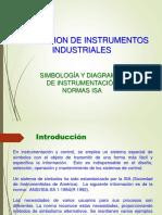 Simbología de Instrumentación