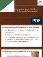 Módulo VI - A Economia Sacramental