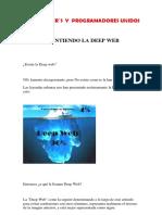 Desmintificando La Deep Web