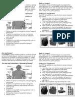 Dengue Leaflet