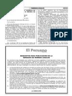 Declaran La Existencia de Conflicto de Limites Territoriales Acuerdo n 036 2013 Acss 943667 2