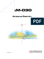 Antena Patron AM-030