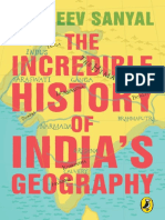 Incredible History of India s Geography