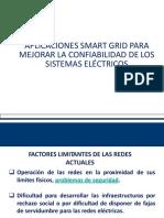 Aplicaciones Smart Grid
