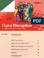 Reboot Britain - Digital Disruption