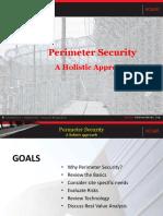 Perimeter Security Presentation