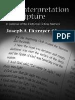 Joseph Fitzmyer