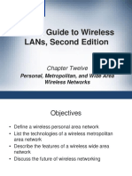 CWNA Guide to Wireless LANs Second Edition Chapter 12
