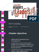 Ch 7 Leadership and Motivation