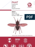 PPAT Programme against Afican Trypanosomiasis