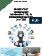 Introduccion Tendencias de Riesgo y La Sistematización