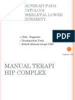 3. MT Musculoskeletal Lower Extremity