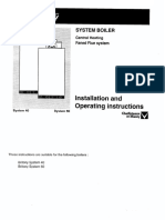 Britony System Installation Operating