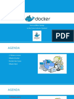Docker - from 1$ Billion Startup to the Future Industry Standard
