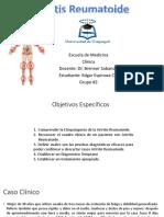artritis Reumatoidea