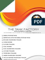 Maverick Tank Catalogue