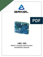ARL-300 Shaft Learning With Encoder-Installation Manual.en (1) (1)